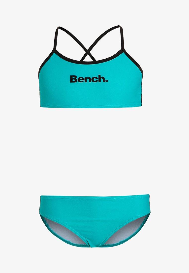 Bench - BENCH BOCA - Bikini - turquoise/black