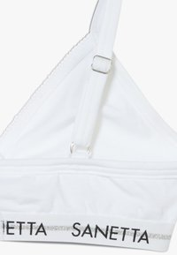 Sanetta - BRA SPORT - T-shirt bra - white - 3