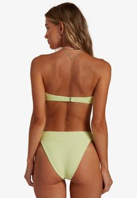 Billabong - TANLINES TROPIC - Braguita de bikini - shadow lime - 1