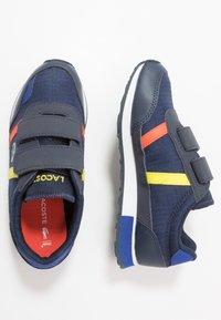 Lacoste - PARTNER  - Baskets basses - navy/dark blue - 0