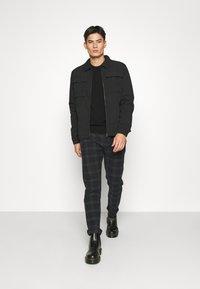Selected Homme - SLHNILES - Summer jacket - black - 1