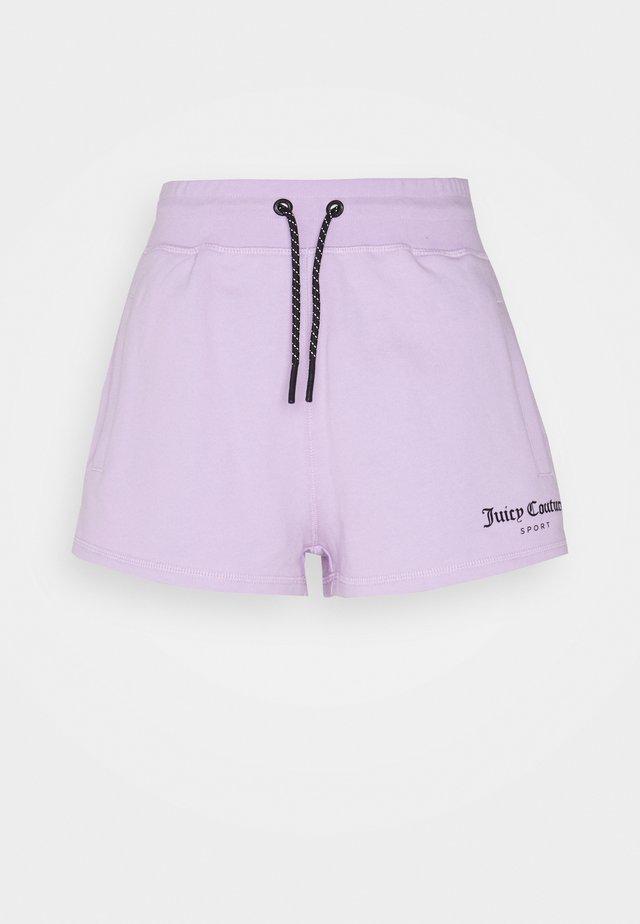 HEAVEN SHORT - Short de sport - pastel lilac