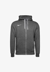 Nike Sportswear - BEKLEIDUNG PARK 20 - Zip-up sweatshirt - grauweiss - 0
