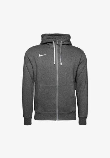 BEKLEIDUNG PARK 20 - Zip-up sweatshirt - grauweiss