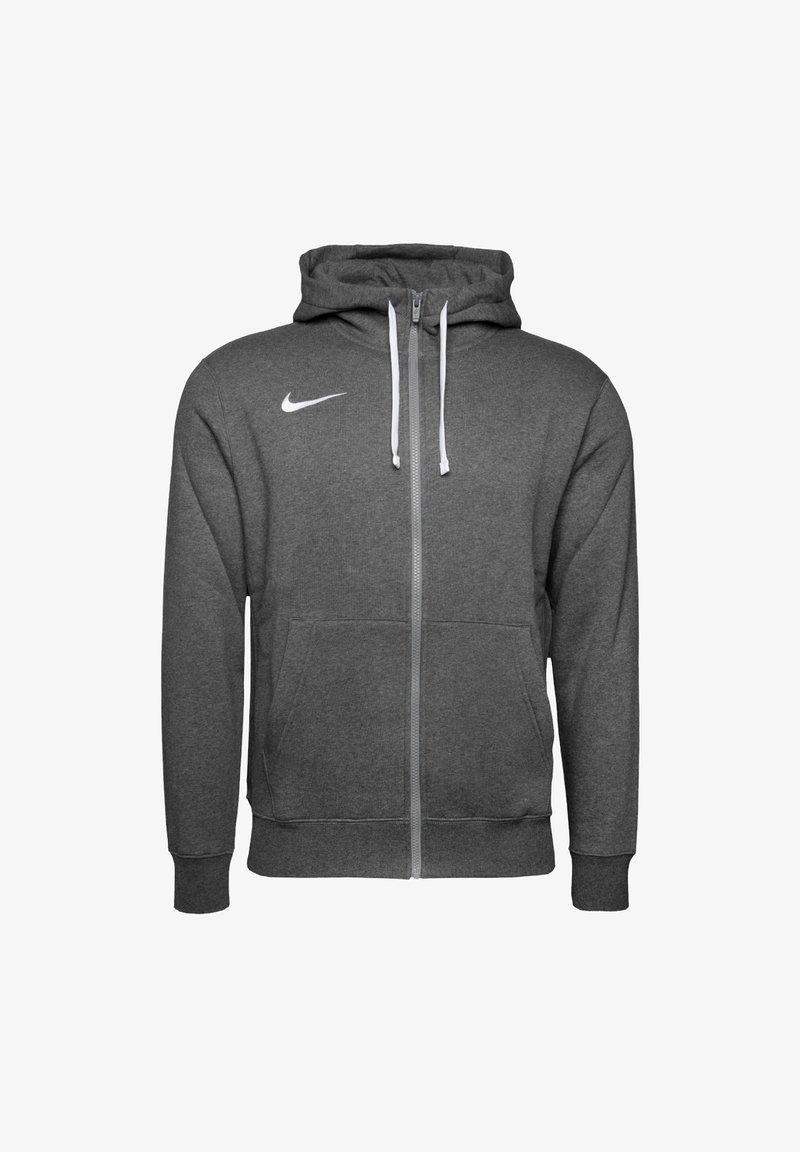 Nike Sportswear - BEKLEIDUNG PARK 20 - Zip-up sweatshirt - grauweiss