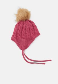 Name it - NBFMANUN HAT - Beanie - rose wine - 1