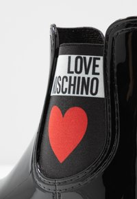 Love Moschino - Wellies - nero - 2