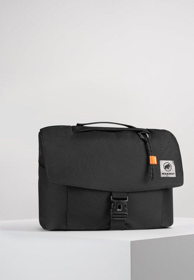 XERON MESSENGER - Across body bag - black