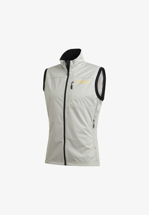 AGRAVIC XC VST WINTER X-COUNTRY SKIING VEST - Waistcoat - grey