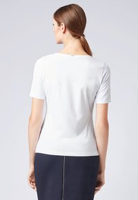 BOSS - EMMSI - Basic T-shirt - white - 2