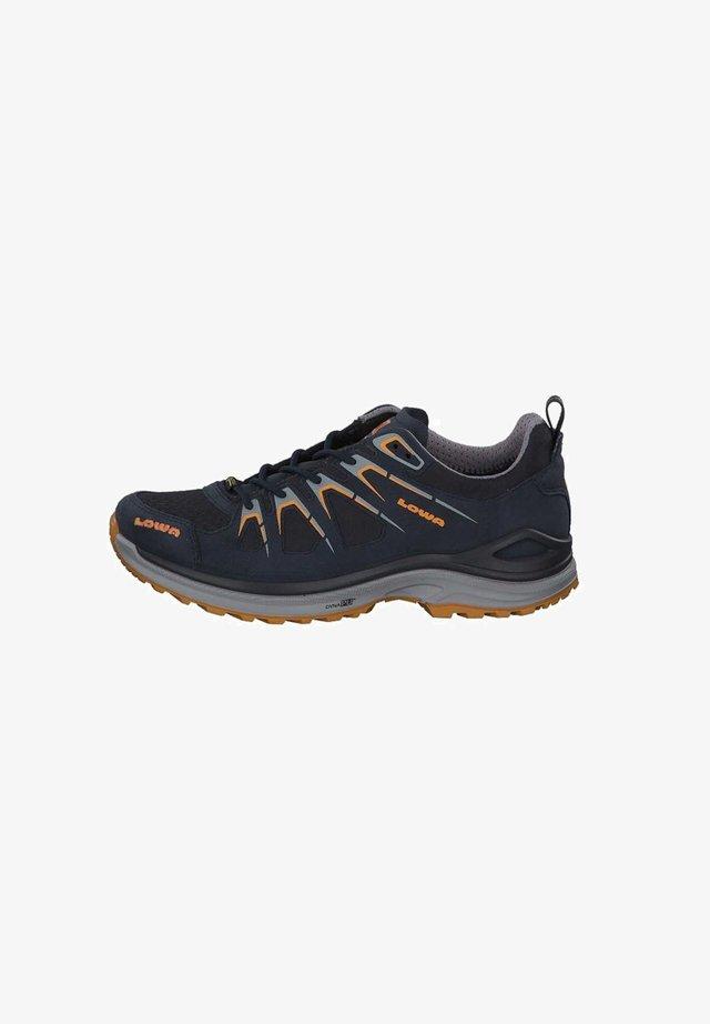 Sneakers laag - stahlblau