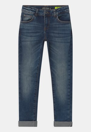 ROOKLYN - Slim fit jeans - blue denim