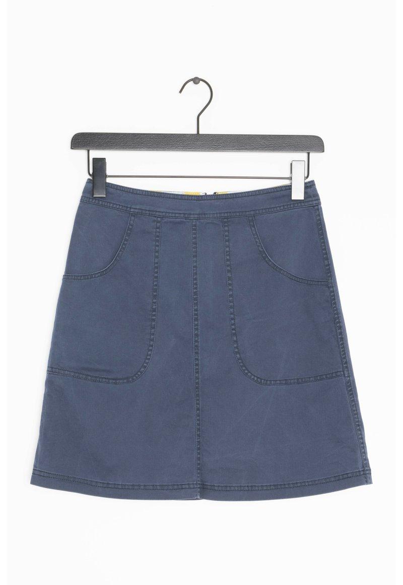 Boden - Spódnica trapezowa - blue