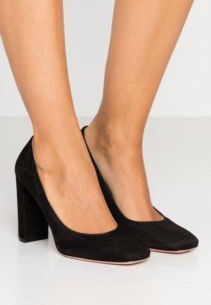 MALIKA - High heels - black