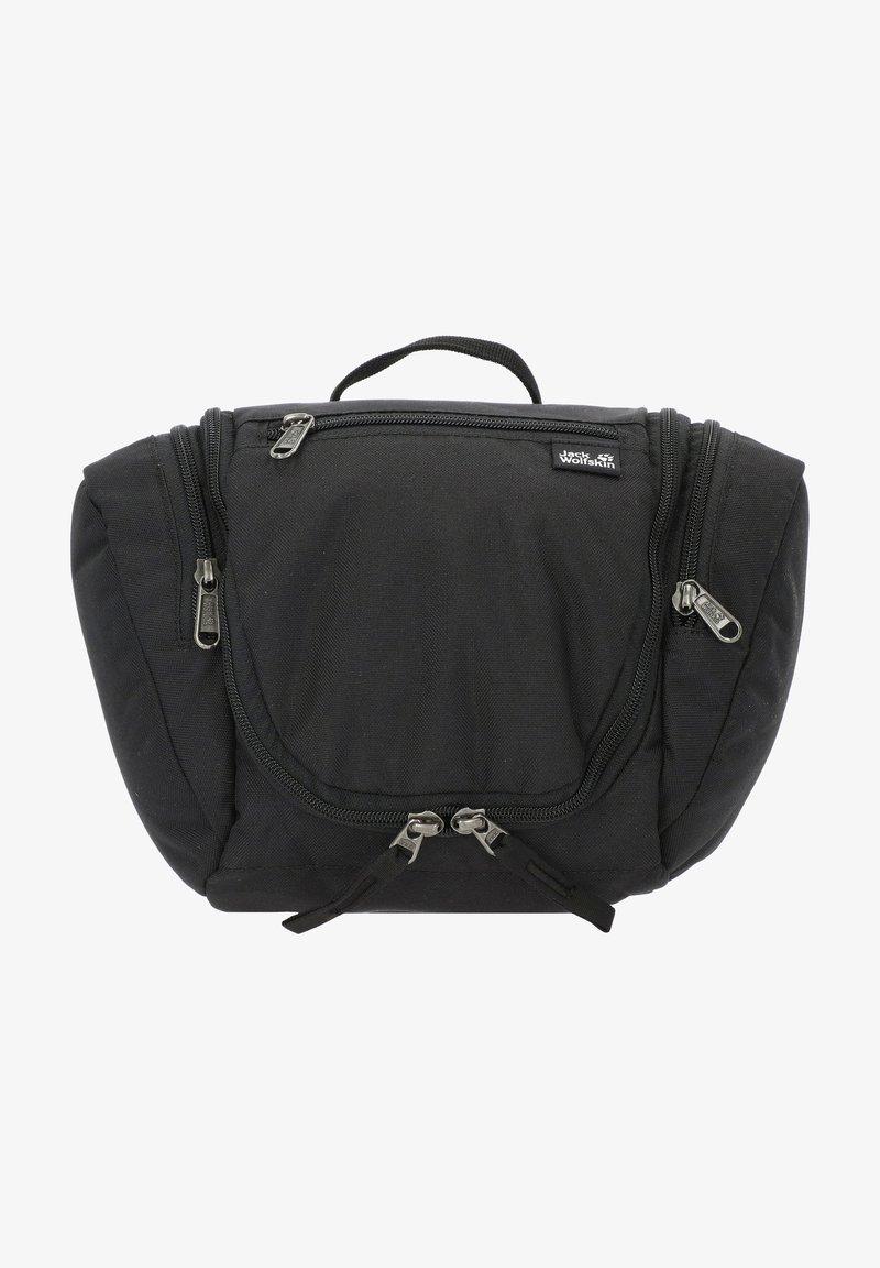 Jack Wolfskin - Wash bag - black