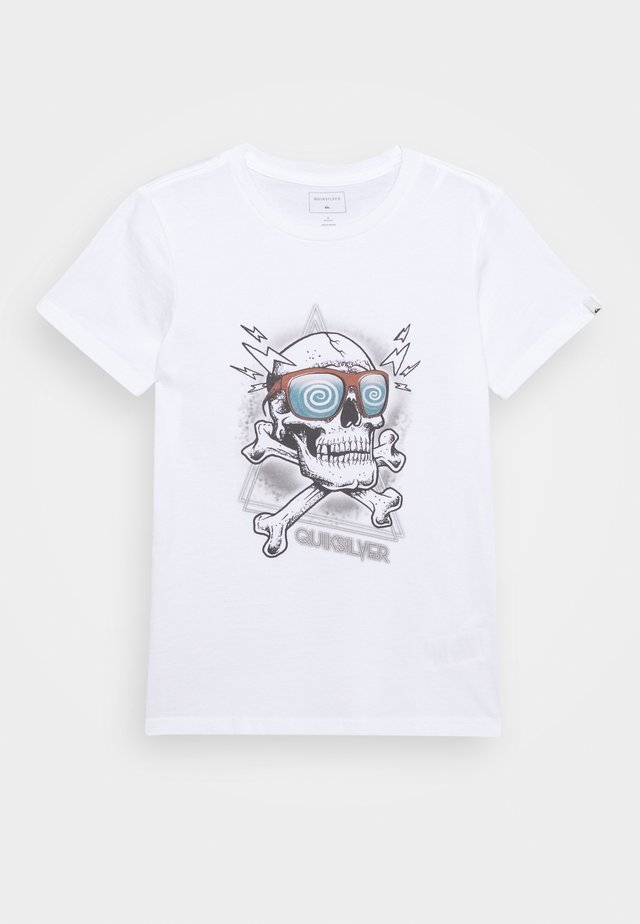 HELL REVIVAL - T-Shirt print - white