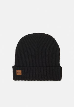ROUTINE BEANIE - Beanie - true black