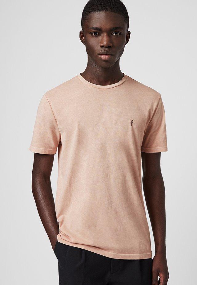 OSSAGE SS  - T-shirts basic - pink
