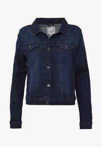 IHSTAMP - Denim jacket - dark blue