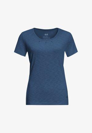 TRAVEL DRAPE - Sports shirt - ocean wave
