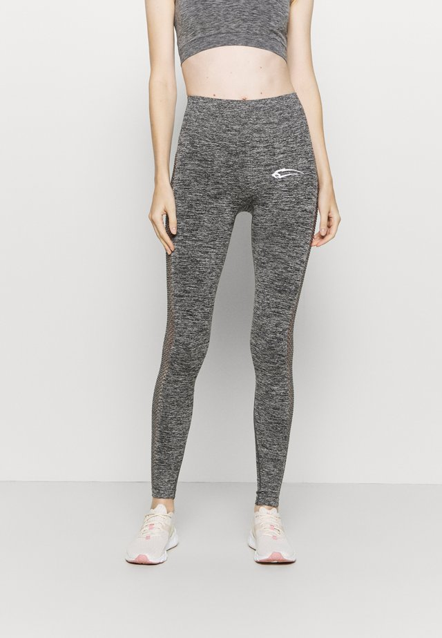 SEAMLESS LEGGINGS CATCH - Legging - anthrazit