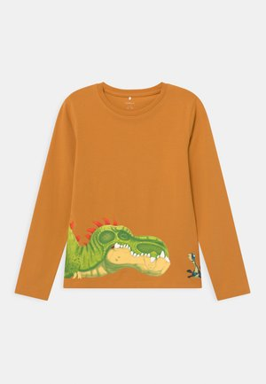 NMMGIGANTOSAURUS  - Long sleeved top - spruce yellow