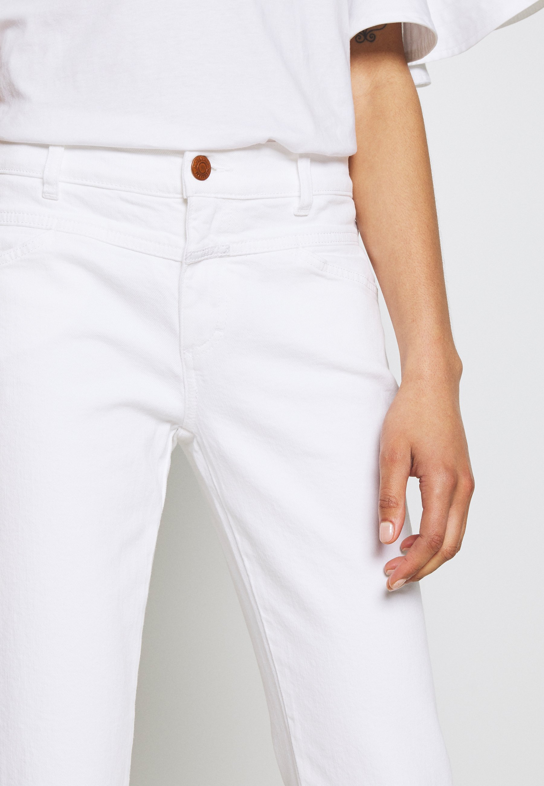 CLOSED PEDAL QUEEN MID WAIST CROPPED LENGTH Slim fit jeans