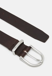 Samsøe Samsøe - BEVAN BELT - Belt - dark brown - 1