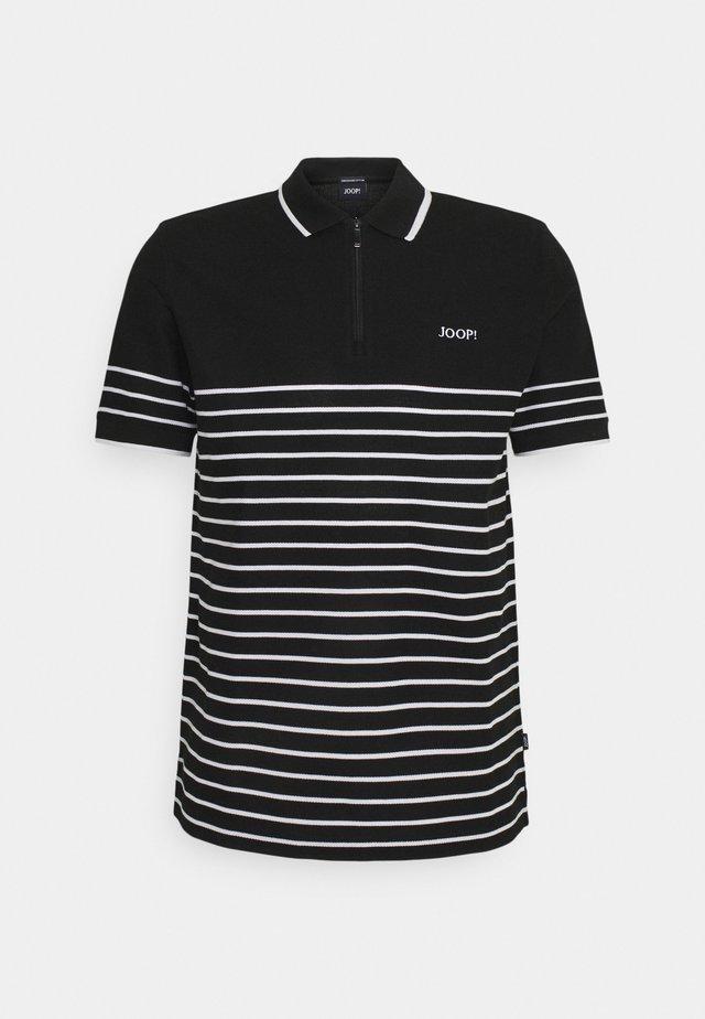 PETKO - Polo shirt - black