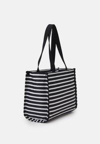 kate spade new york - MEDIUM TOTE - Tote bag - black/clotted cream - 1
