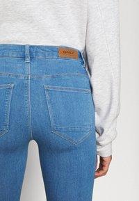 ONLY - ONLKENDELL LIFE  - Jeans Skinny Fit - light blue denim - 7