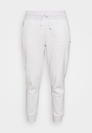 TOMMY CLASSICS - Tracksuit bottoms - silver grey