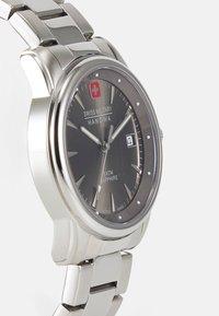 Swiss Military Hanowa - RECRUIT PRIME - Orologio - silver-coloured/grey - 3