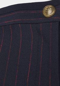 Pinko - HULKI TROUSERS - Trousers - blue rosso - 2