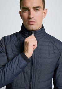 Strellson - CLASON - Light jacket - navy meliert - 4
