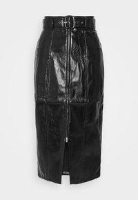 Fashion Union - TOFFIN - Pencil skirt - Black - 3