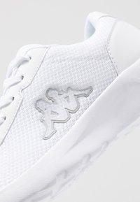 Kappa - TUNES - Sports shoes - white - 5