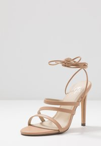 4th & Reckless - HARTLEY - High heeled sandals - nude - 4