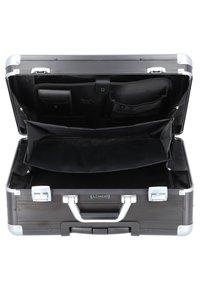 Alumaxx - Wheeled suitcase - black matt - 5