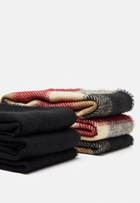 Only & Sons - ONSCARLO SCARF 2 PACK - Scarf - black - 2