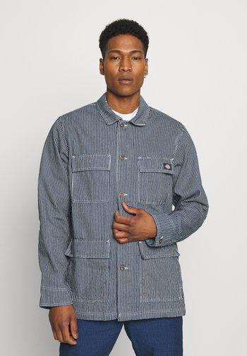 MORRISTOWN - Short coat - hickory