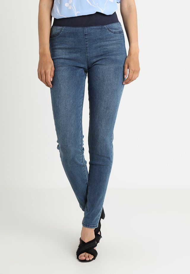 Jegging - medium blue