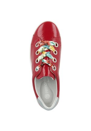 Trainers - mohn-silver (d1400-33)