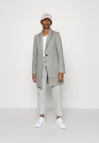 Even&Odd - Zimní kabát - grey - 1