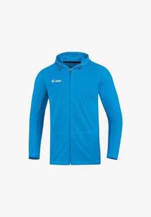 Training jacket - blaugrau