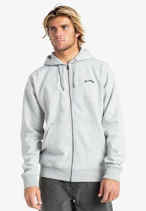 ORIGINAL  - Zip-up sweatshirt - grey heather