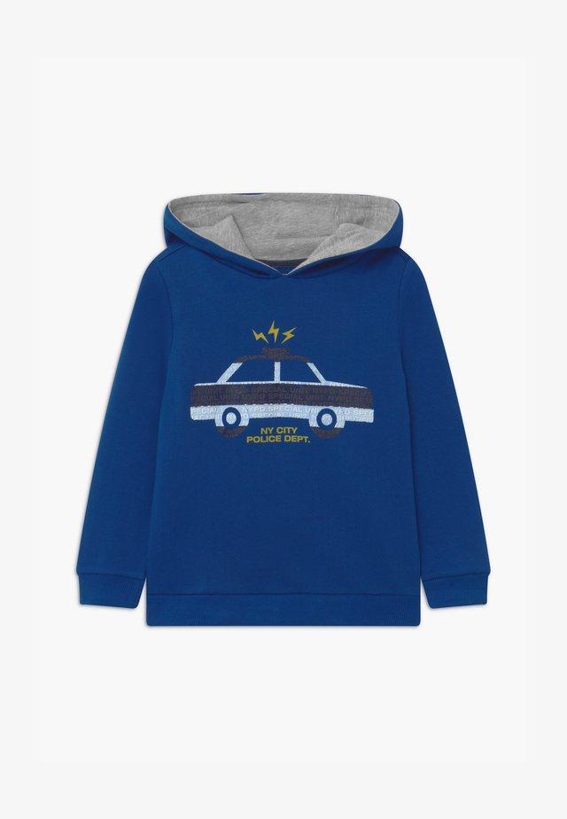 SMALL BOYS - Hoodie - true blue