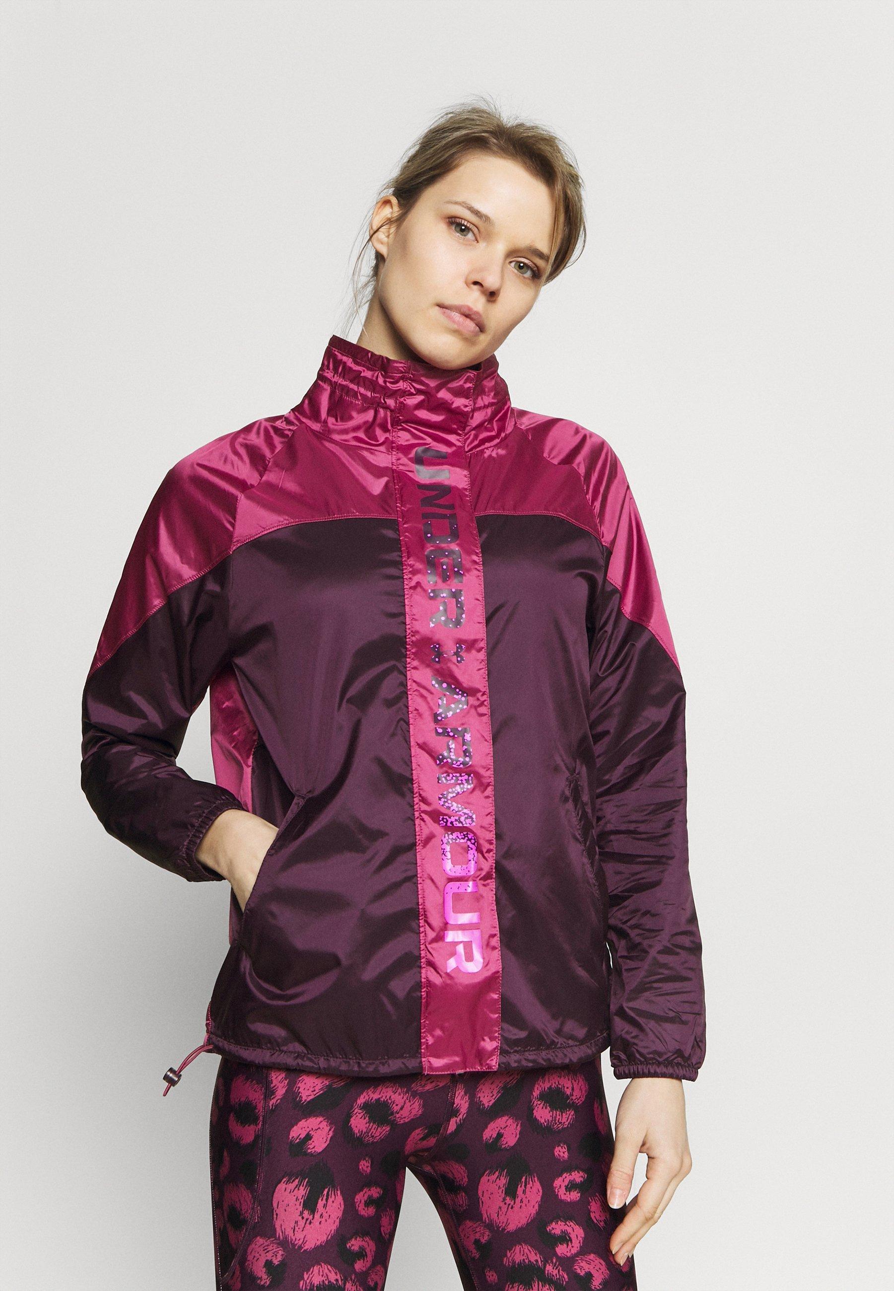 Women RECOVER SHINE  - Training jacket