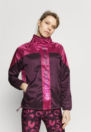 RECOVER SHINE  - Veste de survêtement - polaris purple