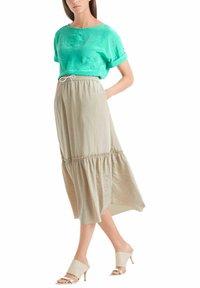 Marc Cain - A-line skirt - sand - 0